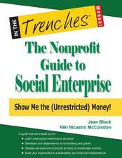 The Nonprofit Guide to Social Enterprise