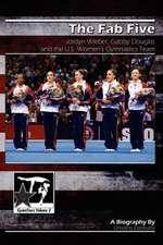 The Fab Five:  Gymnstars Volume 3