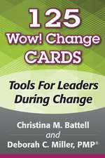 125 Wow! Change Cards