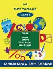 K-2 Math Volume 3