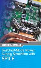 Switched-Mode Power Supply Simulation with Spice