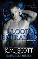 Blood Betrayed:  Sons of Navarus #2