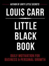 Little Black Book: Daily Motivation for Business & Personal Growth