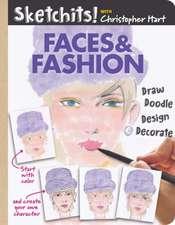 Sketchits! Faces & Fashion