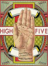 High Five Greeting Cards, Set of 6