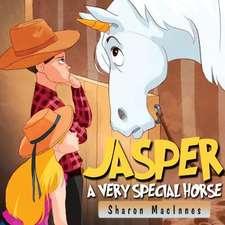 JASPER  -  A VERY SPECIAL HORSE