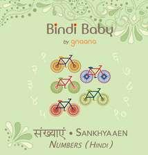 Bindi Baby Numbers (Hindi)