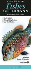 FRESHWATER FISHES OF INDIANA