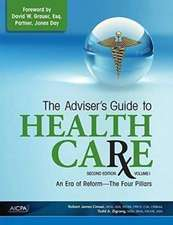 The Adviser′s Guide to Healthcare, Volume 1
