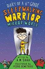 Diary of a 6th Grade Sleepwalking Warrior