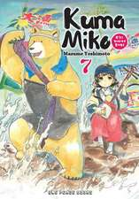 Kuma Miko Volume 7: Girl Meets Bear