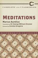 Meditations: Complete and Unabridged