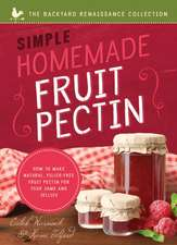 Simple Homemade Fruit Pectin