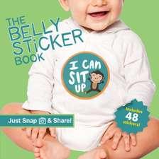 Belly Sticker Book