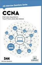 CCNA Interview Questions You'll Most Likely Be Asked