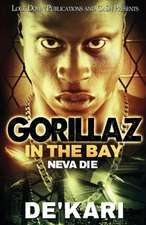 Gorillaz in the Bay