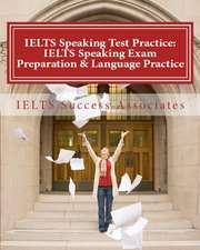 IELTS Speaking Test Practice