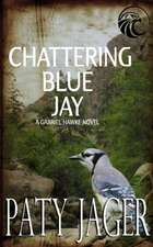 Chattering Blue Jay