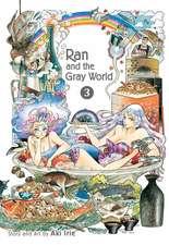 Ran and the Gray World, Vol. 3