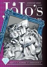 JoJo's Bizarre Adventure: Part 4--Diamond Is Unbreakable, Vol. 8