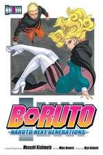 Boruto Naruto Next Generations Vol 8