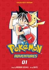 Pokémon Adventures Collector's Edition, Vol. 1