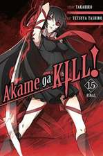 Akame ga KILL!, Vol. 15