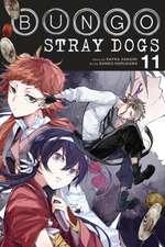 Bungo Stray Dogs, Vol. 11