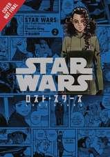 Star Wars Lost Stars, Vol. 2 (Manga)