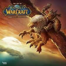 The Art of World of Warcraft 2020 - 18-Monatskalender