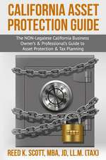 California Asset Protection Guide