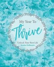 My Year to Thrive