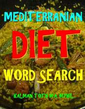 Mediterranean Diet Word Search