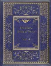 The Home Book of Verse