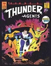 T.H.U.N.D.E.R. Agents #12