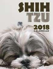 Shi Tzu 2018 Calendar