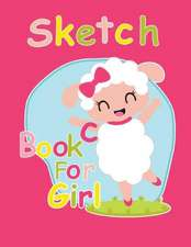 Sketch Book for Girl