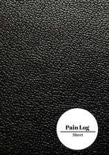 Pain Log Sheet
