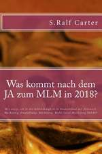 Was Kommt Nach Dem Ja Zum MLM in 2018?