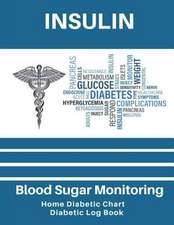 Insulin Blood Sugar Monitoring