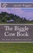 The Biggle Cow Book