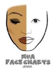 Mua Face Charts Jenna