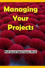 Managing Your Projects