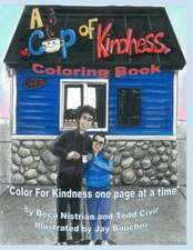 Color for Kindness Coloring Book