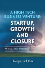 A High-Tech Business Venture
