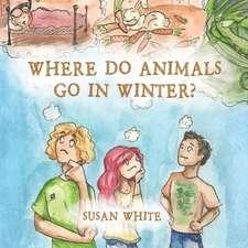 Where Do Animals Go in Winter?