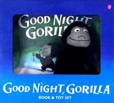 Good Night, Gorilla Book and Plush Package [With Toy]