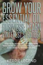 Grow Your Essential Oil Business