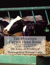 The Holstein Cattle Herd Book