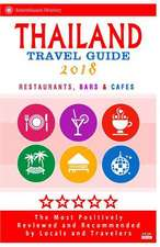 Thailand Travel Guide 2018